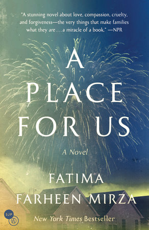 A Place for Us Book Cover Picture