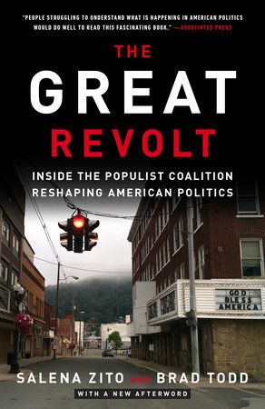 The Great Revolt by Salena Zito and Brad Todd