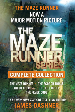 maze runner book series free download