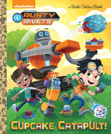 Cupcake Catapult! (Rusty Rivets)