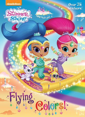 Flying Colors! (Shimmer and Shine)