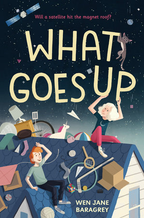 What Goes Up by Wen  Jane Baragrey