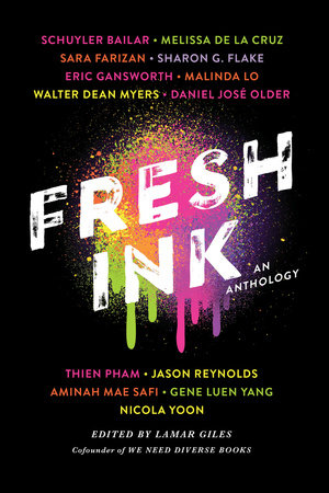 The cover of the book Fresh Ink