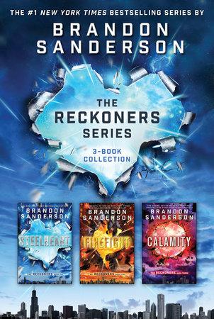 The Reckoners Series by Brandon Sanderson: 9781524766320   PenguinRandomHouse.com: Books