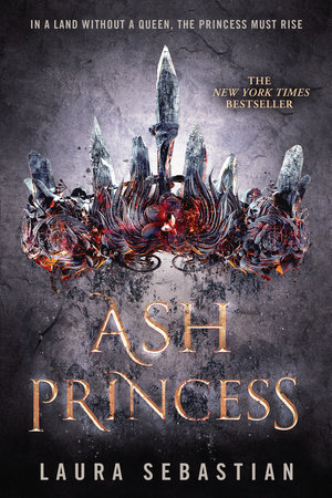 Ash Princess by Laura Sebastian