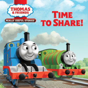 Thomas & Friends Really Useful Stories No. 1: Time to Share! (Thomas & Friends)