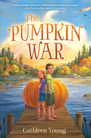 The Pumpkin War by Cathleen Young