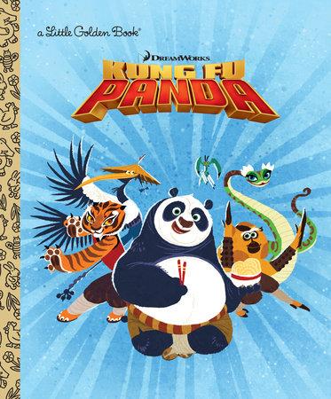 Dreamworks Kung Fu Panda By Bill Scollon Penguinrandomhouse Books