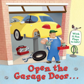 Open the Garage Door