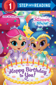 Happy Birthday to You! (Shimmer and Shine)