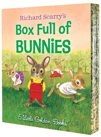 Richard Scarry's Box Full of Bunnies by Richard Scarry