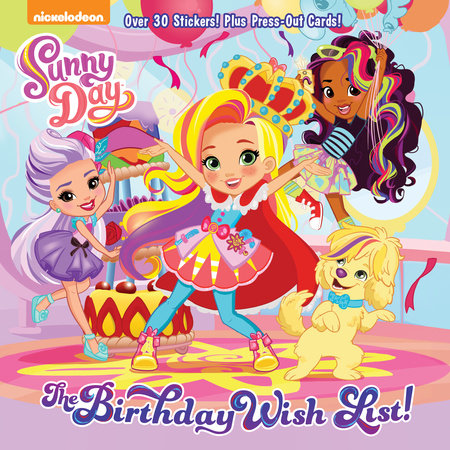 The Birthday Wish List! (Sunny Day)