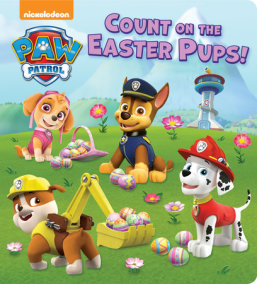 Count on the Easter Pups! (PAW Patrol)