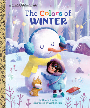 The Colors of Winter by Danna Smith