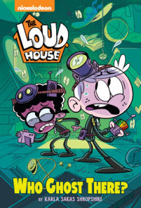 Who Ghost There? (The Loud House)