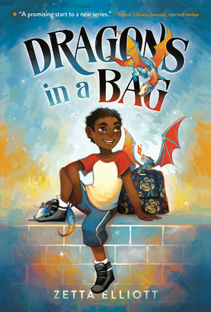 Dragons in a Bag by Zetta Elliott