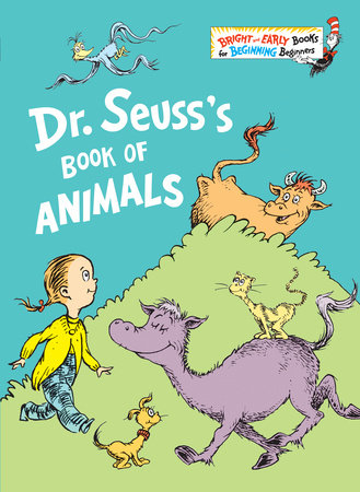 Dr. Seuss's Book of Animals by Dr. Seuss