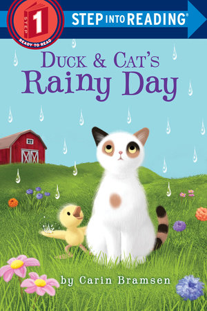 Duck & Cat's Rainy Day by Carin Bramsen