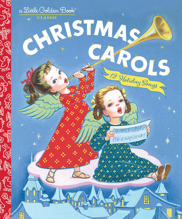 Christmas Carols by Golden Books