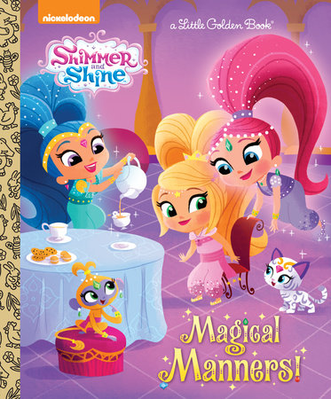 Magical Manners! (Shimmer and Shine)