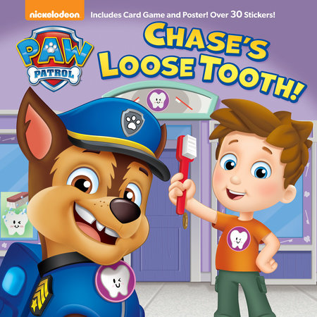 Chase's Loose Tooth! (PAW Patrol)