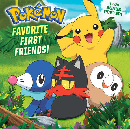 Favorite First Friends! (Pokémon)