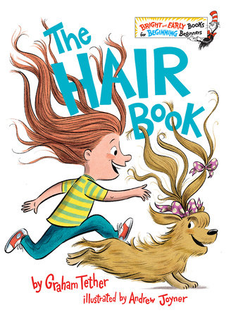 The Hair Book by Graham Tether; illustrated by Andrew Joyner