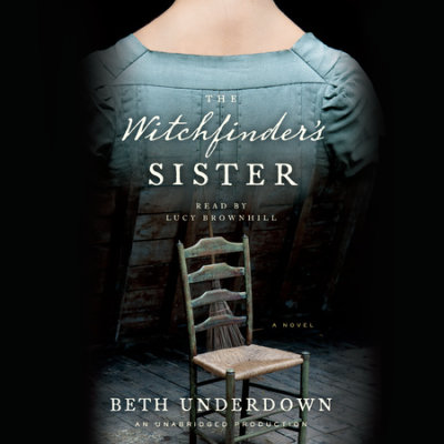 The Witchfinder's Sister cover