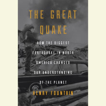The Great Quake Cover