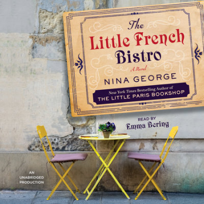 The Little French Bistro cover