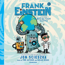 Frank Einstein and the Bio-Action Gizmo Cover