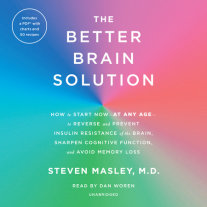 The Better Brain Solution Cover
