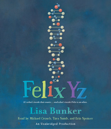 Felix Yz by Lisa Bunker