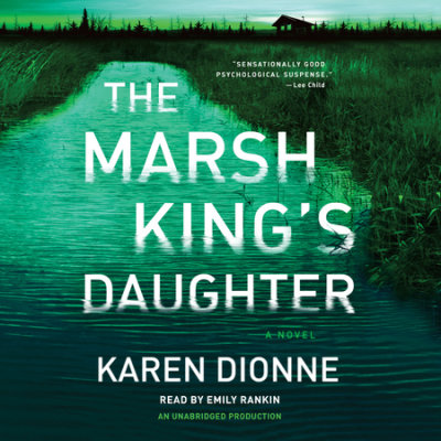 The Marsh King's Daughter cover