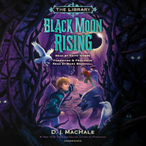 Black Moon Rising (The Library Book 2) Cover