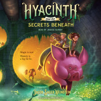Hyacinth and the Secrets Beneath Cover