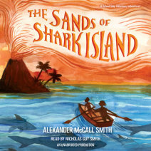 The Sands of Shark Island Cover