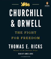 Churchill and Orwell Cover