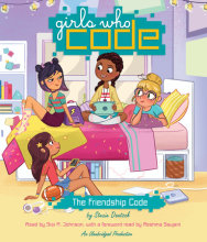 The Friendship Code #1 Cover