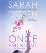 Once and for All Cover