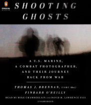 Shooting Ghosts Cover