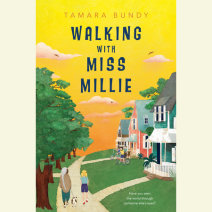 Walking with Miss Millie Cover