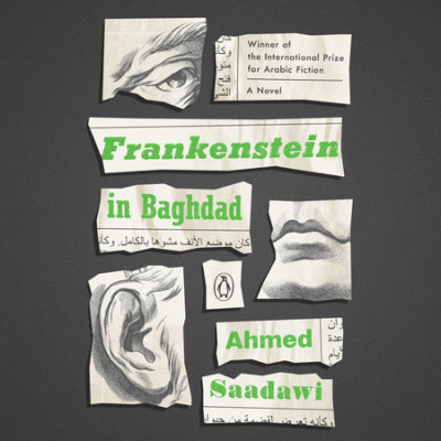 Frankenstein in Baghdad cover