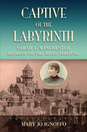 Captive of the Labyrinth by Mary Jo Ignoffo
