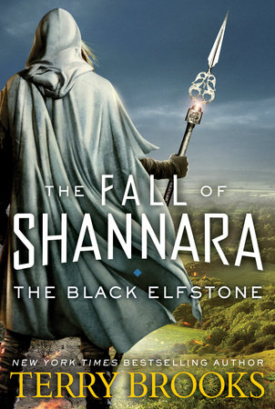 The Black Elfstone cover