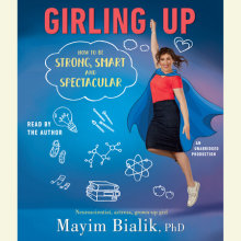 Girling Up Cover