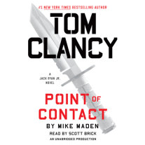 Tom Clancy Point of Contact Cover