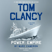 Tom Clancy Power and Empire Cover