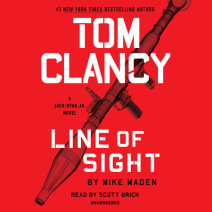 Tom Clancy Line of Sight Cover