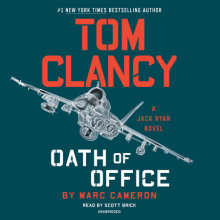 Tom Clancy Oath of Office Cover
